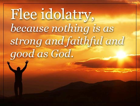 The Idolatry of Following the Brethren