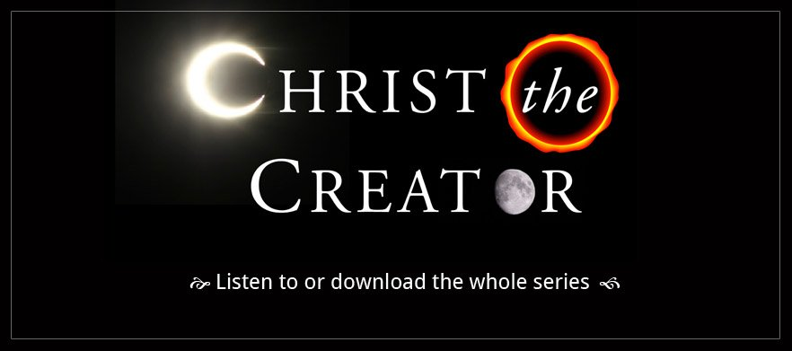 Christ the Creator poster