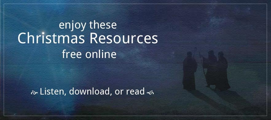 Christmas Resources poster