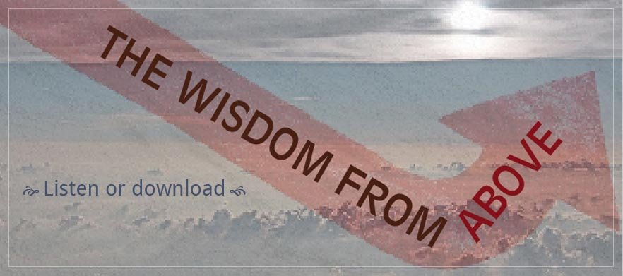 The Wisdom From Above poster